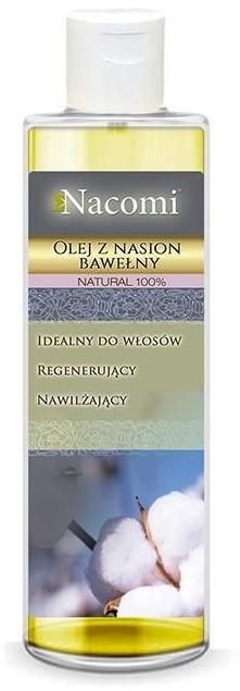Nacomi Olej z nasion bawełny 250ml 39361-uniw