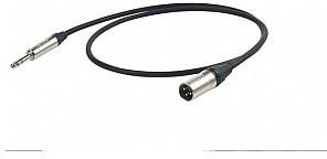 PROEL ESO240LU10 Kabel zbalansowany Esoteric 6,3mm Stereo jack - XLR 3P 10m ESO240LU10