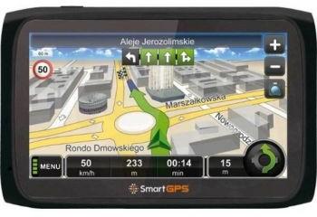 SmartGPS SG720 AutoMapa Polska