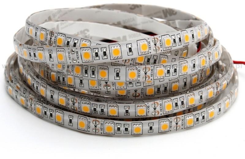 Eko-Light TAŚMA 60 LED 72W Barwa Zimny Biały IP65 5 metrów) EKPL1822