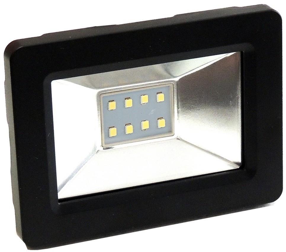 Wojnarowscy LED Reflektor NOCTIS 2 SMD LED/10W/230V IP65 650lm czarny