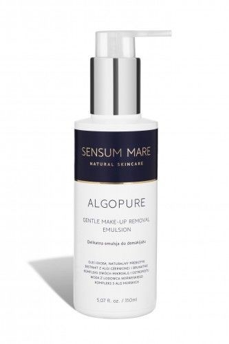 Sensum Mare Sensum Mare Algopure Gentle Make-up Removal Emulsion Delikatna emulsja do demakijażu 150 ml