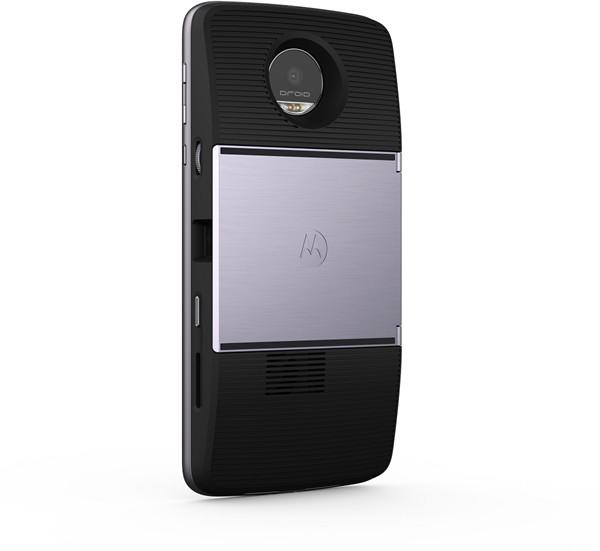 Motorola Motorola Moto Mods projektor Insta-Share do Moto Z czarny (ASMPRJTBLKEU)