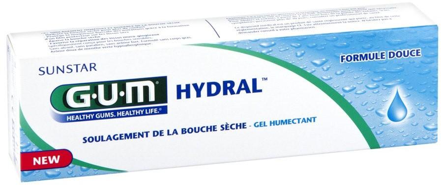 Sunstar Deutschland GmbH Gum Hydral Feuchtigkeitsgel 50 ml