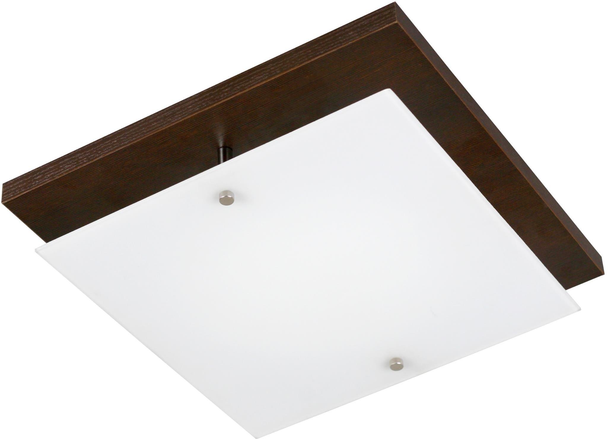 Lampex Plafon Vetro D31 Wenge 197/D31 WEN