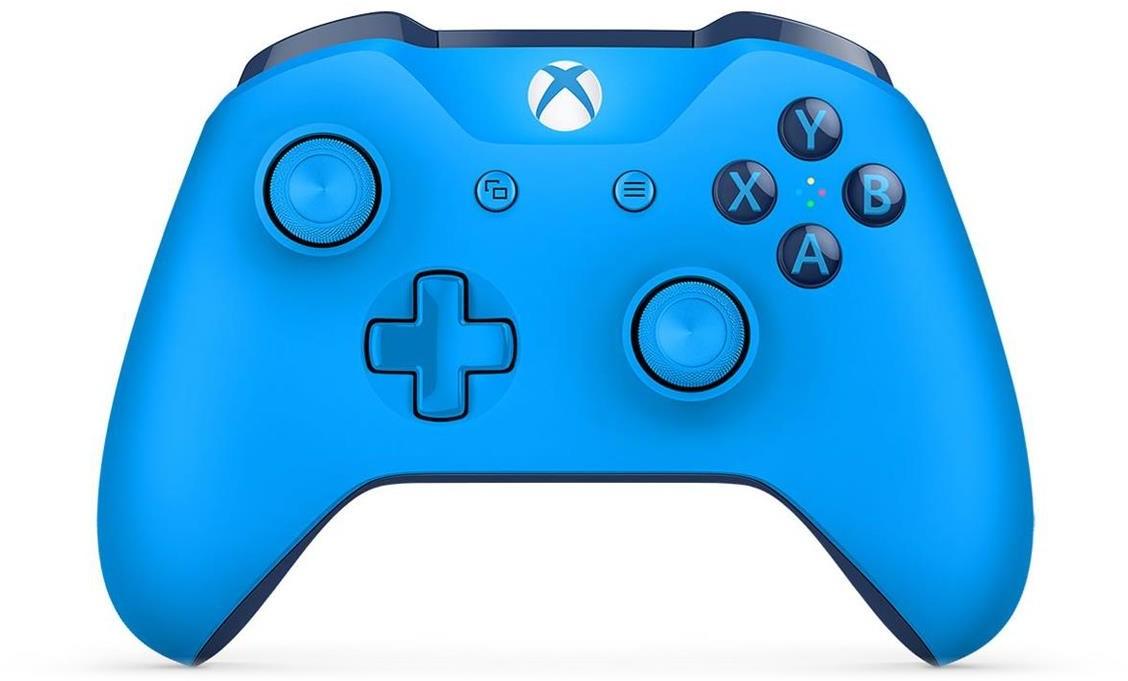 Microsoft Xbox One S Controller Vortex Niebieski
