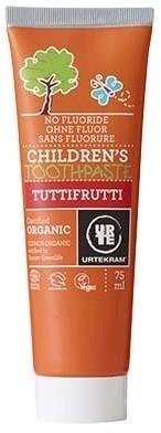 Urtekram Pasta do zębów dla dzieci tuttifrutti BIO 75 ml eko-wital-5288