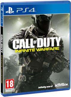 Call Of Duty: Infinite Warfare (GRA PS4)