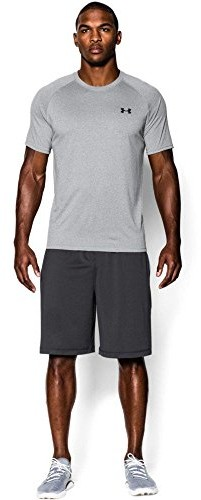 Under Armour męski T-shirt Fitness UA Tech Tee, szary, m 1228539