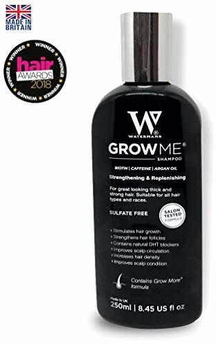 Argan Oil Best Hair Growth kofeina, biotyną, alantoina, wolna od Sulfate szampon, Rosemary. stymuluje Das odbudowują szybko rozwijać się wraz z włosami, pomaga stop odporność na do włosów,, odporność Growme