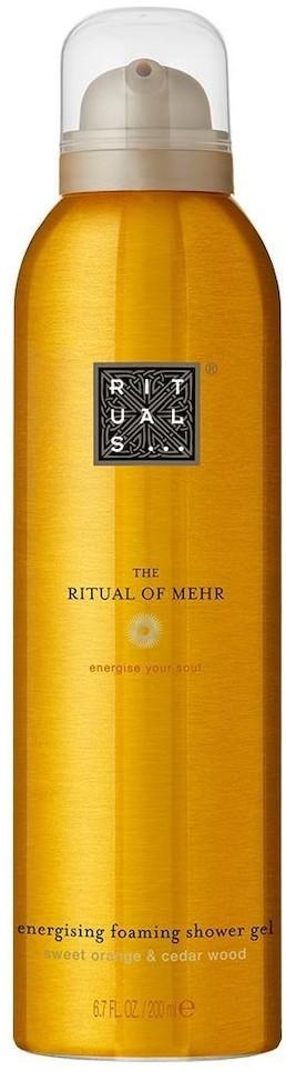 Rituals Mehr The Ritual of Mehr Foaming Shower Gel żel pod prysznic 200 ml