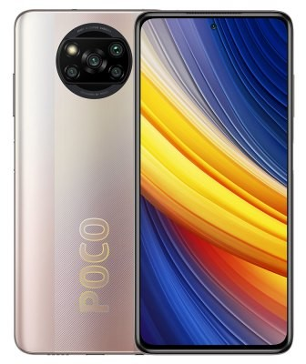 Xiaomi Poco X3 Pro 256GB Dual Sim Brązowy