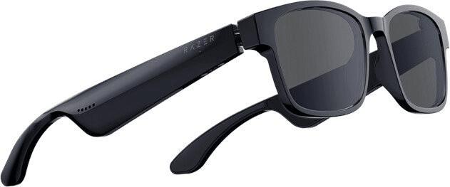 Razer okulary inteligentne Anzu Smart Glasses Rectangle Blue Light + Sunglass L RZ82 03630200 R3M1)