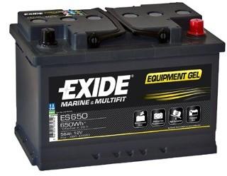 EXIDE ES650