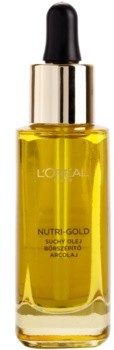 Loreal Paris Paris Nutri-Gold preparat do twarzy na bazie 8 olejków 30 ml