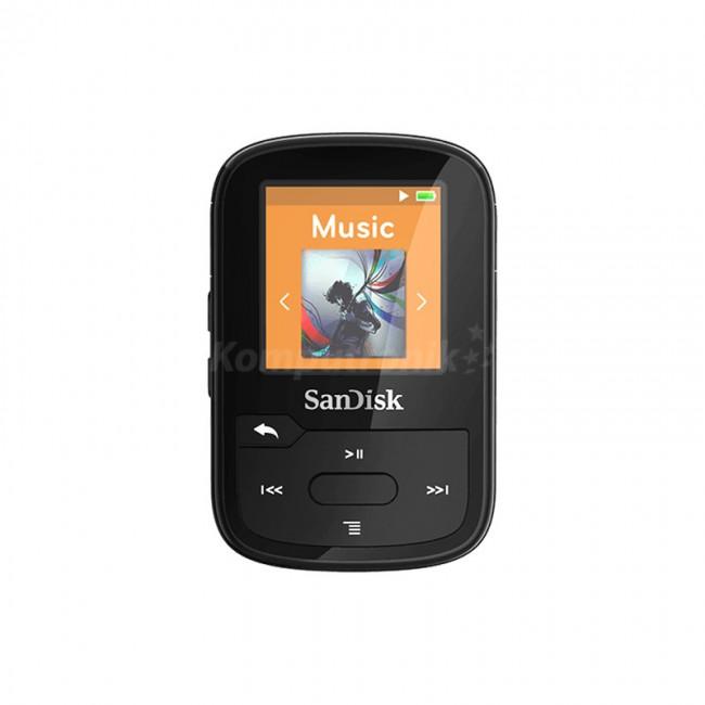 SanDisk Sansa Clip Sports Plus Bluetooth (SDMX28-016G-G46R)
