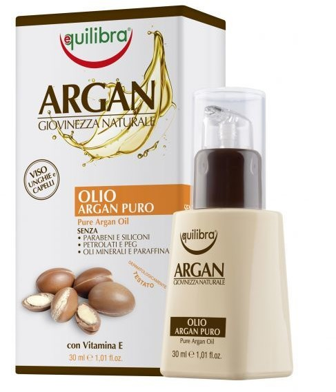 EQUILIBRA Olejek z czystym olejem arganowym - Argan Oil