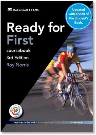 Ready for First (3rd edition) Książka ucznia + kod (bez klucza) + eBook - Wysyłka od 3,99
