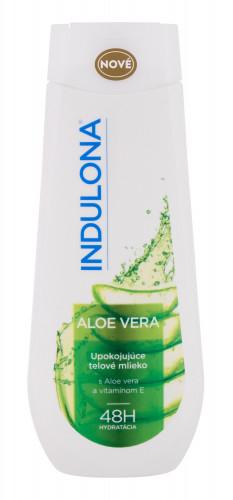 Aloe Vera INDULONA INDULONA mleczko do ciała 400 ml dla kobiet