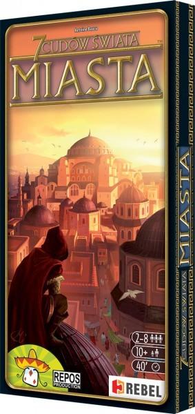 Rebel 7 cudów świata Miasta 24343