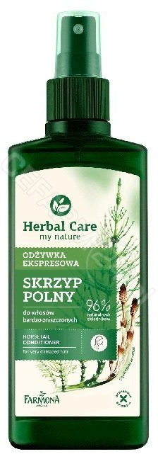 Farmona Herbal Care Skrzyp Polny Wzmacniająca Odżywka Do Włosów w Sprayu 200ml