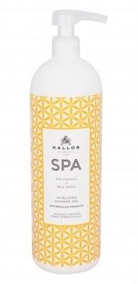 Kallos Cosmetics Cosmetics SPA Vitalizing żel pod prysznic 1000 ml dla kobiet