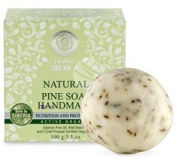 Natura Siberica Natural Pine Soap U) mydło 100g