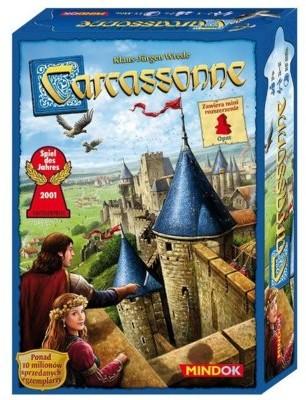 Mindok Carcassonne 2.0
