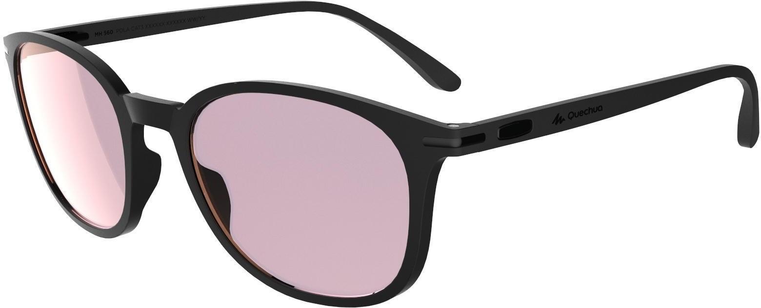QUECHUA Okulary przeciwsłoneczne - MH160 - kategoria 3 - dla dorosłych unisex