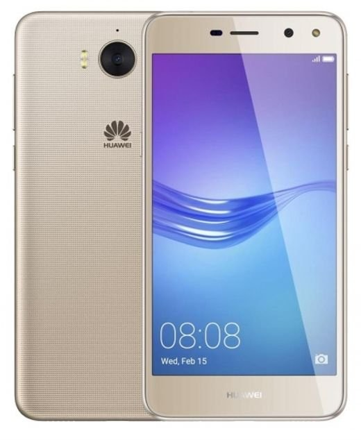 Opinie o Huawei Y6 2017 16GB Złoty