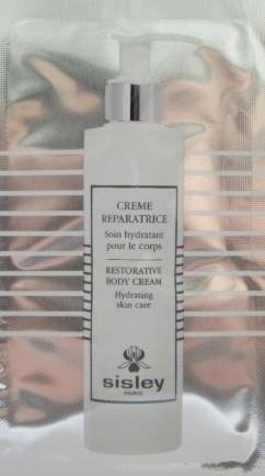 Sisley Restorative Body Cream nawilżający krem 8ml