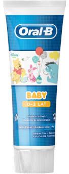 Oral-B Pasta do zębów dla dzieci do 2 lat
