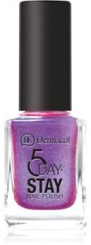 Dermacol 5 Day Stay lakier do paznokci o dużej trwałości odcień 49 Unicorn 11 ml