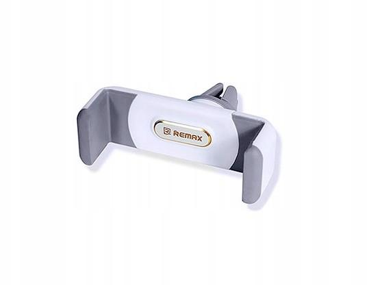 Remax Uchwyt samochodowy RM-C01 Na kratkę Biało-Sz