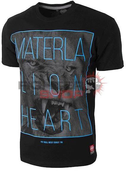 Pit Bull T-shirt Męski KSW 40 MATERLA Pit Bull