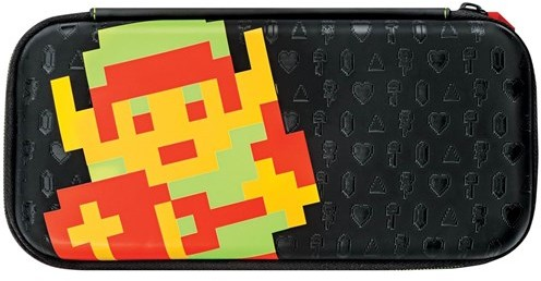 PDP PDP Switch Slim Travel Case - Zelda Retro Edition - Torba - Nintendo Switch 708056063986