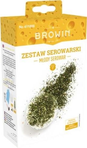 BROWIN BROWIN Zestaw serowarski BROWIN Młody serowar 411000 411000 411000