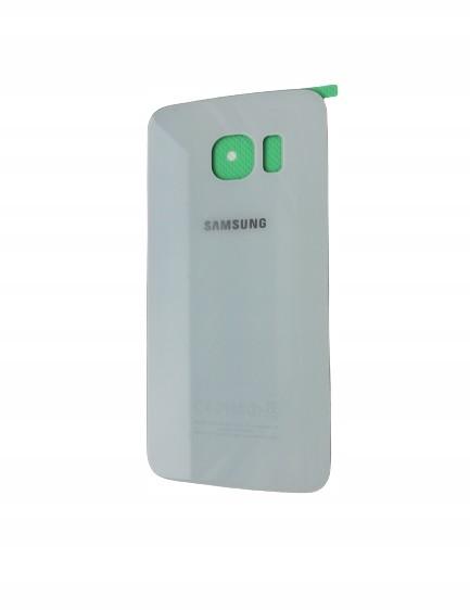 Samsung Klapka Plecy Galaxy S6 Edge Biała