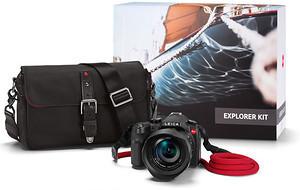 Opinie o leica Leica V-Lux Typ 114) EXPLORER KIT + karta SANDISK 16GB! + Kupon na akcesoria 150zł!
