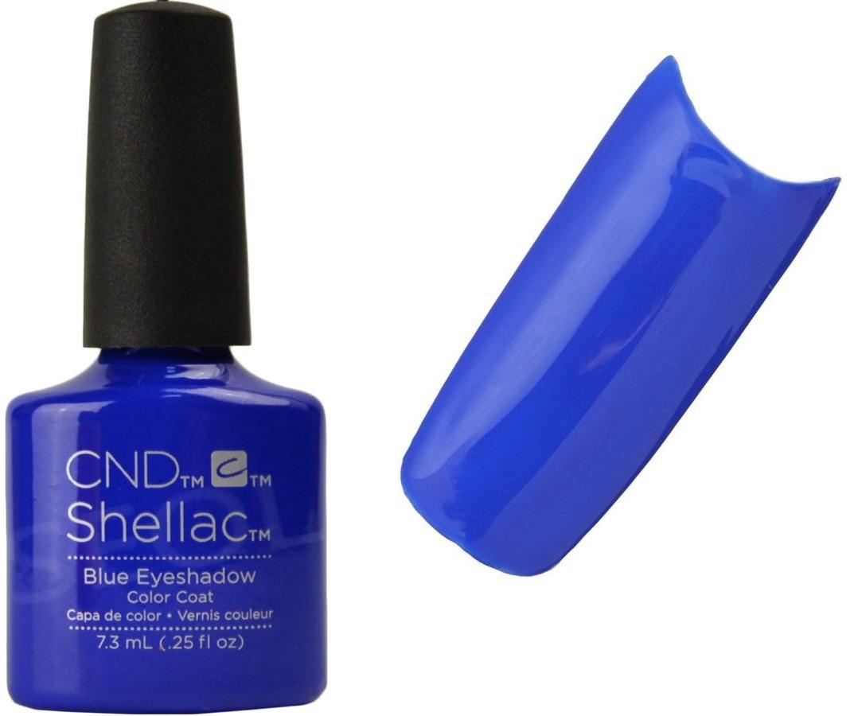CND SHELLAC Lakier Hybrydowy UV BLUE EYESHADOW 7,3ml 639370914060