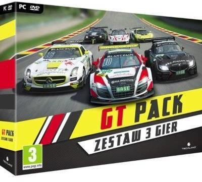 GT Pack: Zestaw 3 gier PC