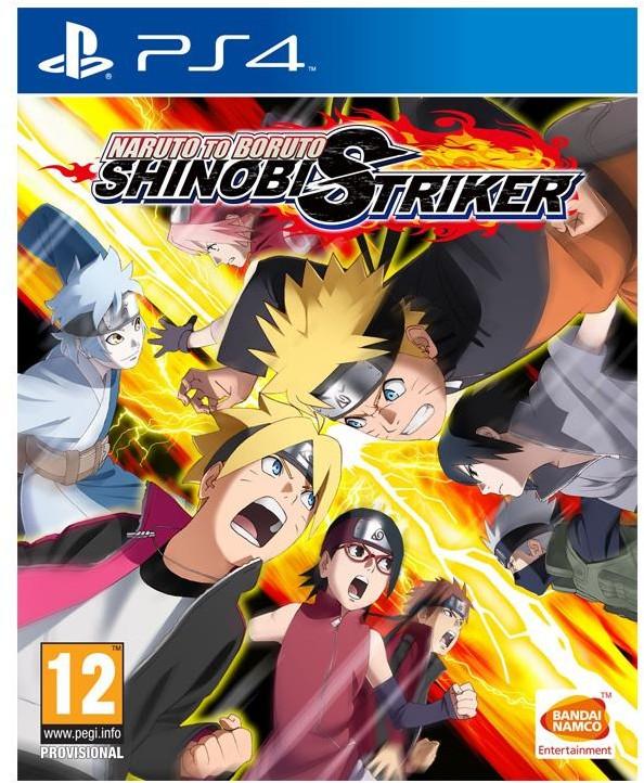 Naruto to Boruto: Shinobi Striker (GRA PS4)