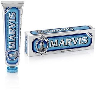 Marvis Aquatic Mint z Xylitolem pasta do zębów w stylu retro 85 ml) 893C-5459F_20171110133645