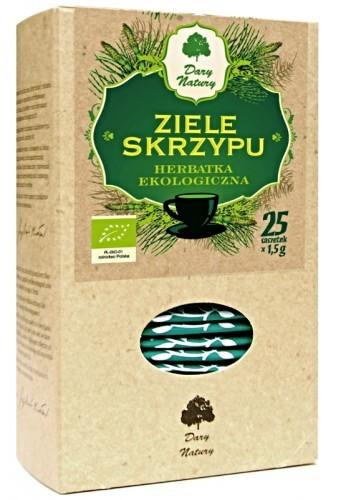 Dary Natury Herbatka ZIELE SKRZYPU BIO (25 x 1,5 g) 000-2510-26