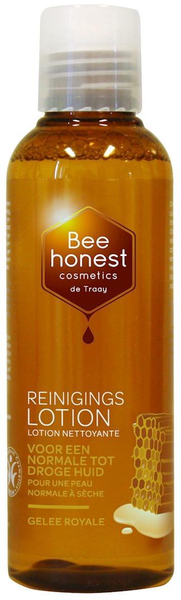 BEE HONEST (kosmetyki) PŁYN OCZYSZCZAJĄCY DO NORMALNEJ I SUCHEJ SKÓRY Z MLECZKIEM PSZCZELIM ECO 150 ml - BEE HONEST