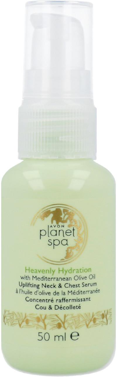 Avon Planet Spa Uplifting Neck & Chest Serum Ujędrniające Serum Do Szyi I Dekoltu Heavenly Hydration 50ml