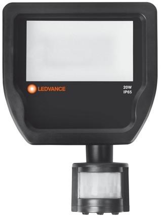 Ledvance OSRAM Naświetlacz LED z czujnikiem 50W barwa neutralna OSRAM 4058075143593