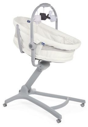 Chicco Baby Hug 4w1 Air White Snow