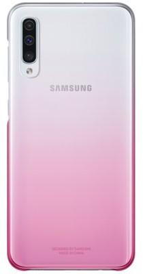 Samsung Etui Gradation Cover do Samsung Galaxy A50 EF-AA505CPEGWW Różowy