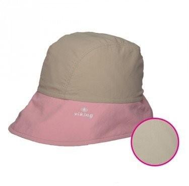 Viking Czapka damska SARAH 821/13/2103 rozmiar 58 kolor różowy